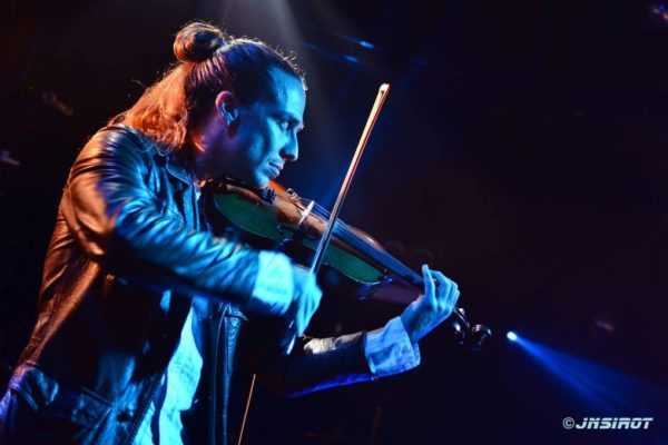 Jho violon Milton Prod DJ musicien