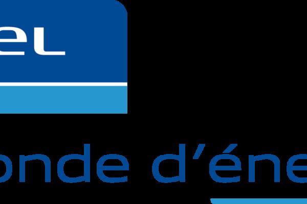 Logo Rexel blue fr