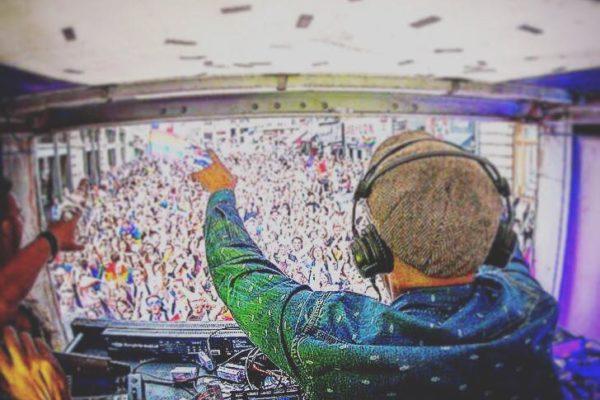 Milton Prod DJ concert