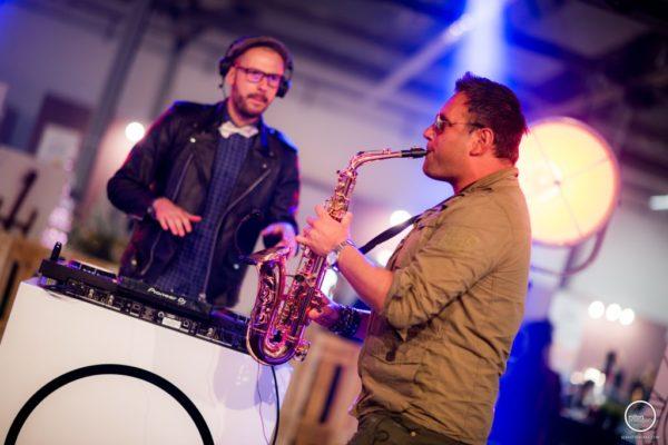 Milton Prod DJ musicien saxophone