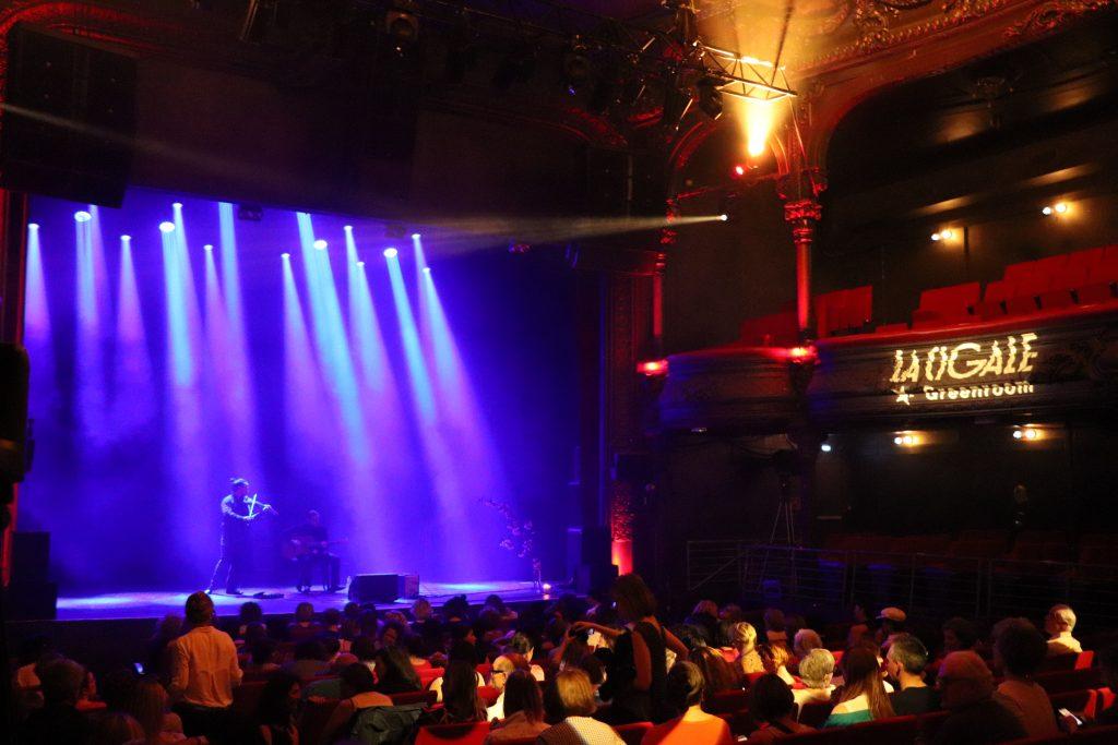 Milton Prod concert prive