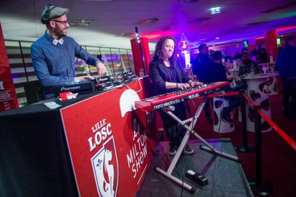 Milton prod Lampla Bonniere DJ musicien