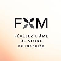 logo fxm social